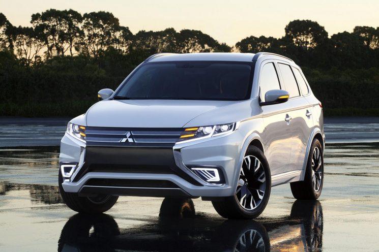 Le Mitsubishi Outlander hybride branchable 2021 bientôt disponible à Québec