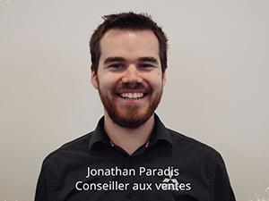 Jonathan Paradis